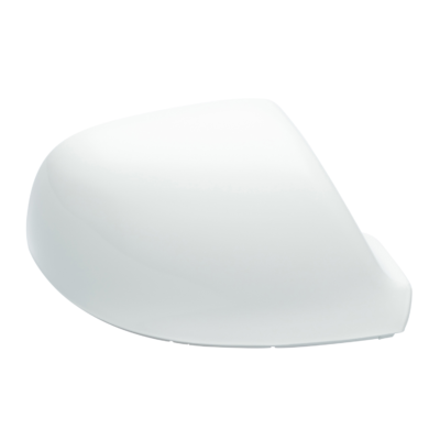 VW T5 T6 Candy White Wing Mirror Cap Driver