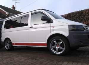 VW T5 Glass