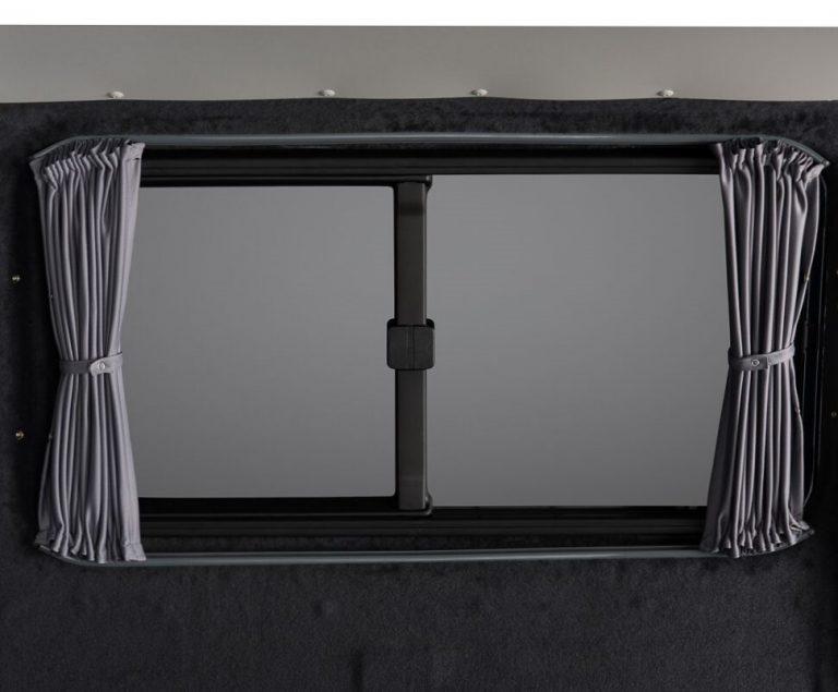 Van Curtain tie back Grey