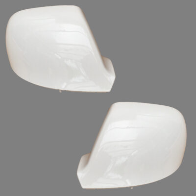 Wing Mirror Pair Candy White