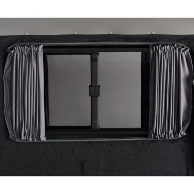 Ford Transit Custom Blackout Curtain Passengers Rear Quarter SWB