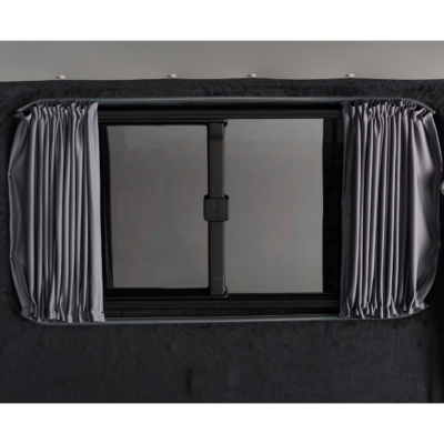 Renault Trafic Blackout Curtain Rear Quarter Passenger