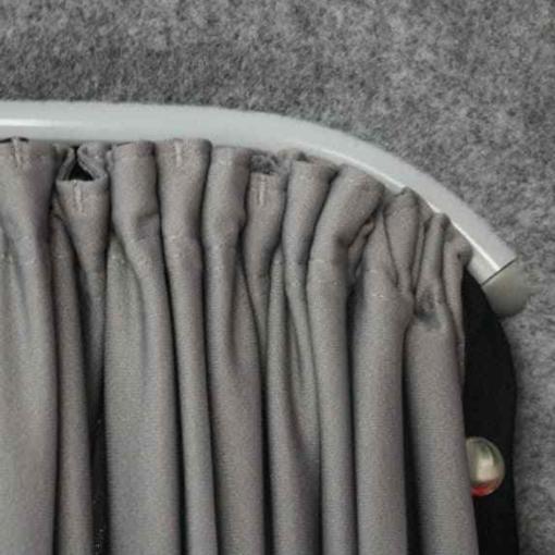 Fiat Ducato Blackout Curtain Passenger Side Centre